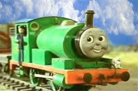 Thomas and friends Percy the tank engine