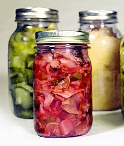 Party food ideas for pickles