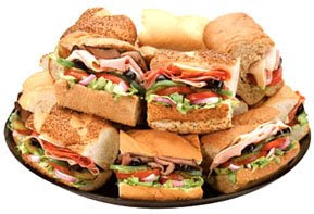Great food ideas for sandwich