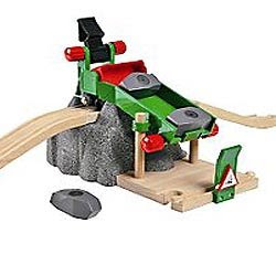 Thomas and Friends brio train coal loader pic
