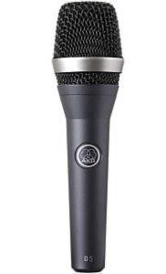 DJ akg d5 microphone PIC