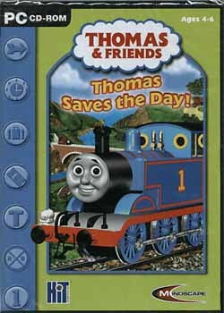 Save the Day with Thomas and his friends CD-ROM