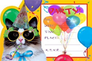 Kids disco party ideas the party invitation card
