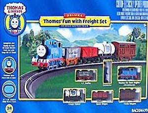 Thomas Fun with Freight Set photo 1