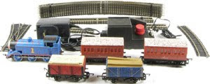 thomas tank with annie and clarabel trian set