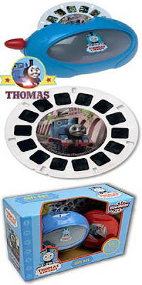Thomas the tank 3D viewer gift set and accessories