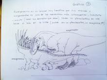 megarraptor y amargasaurio