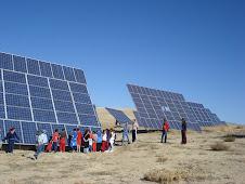 Parque solar de La Malahá
