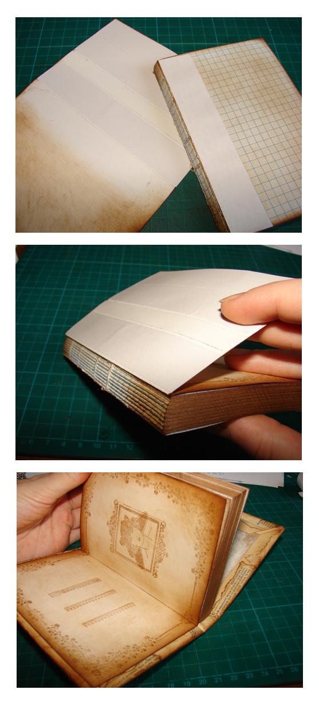 Как можно сделать своими руками блокнот 72