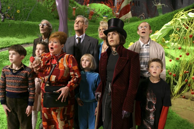 johnny depp charlie and chocolate. Starring Johnny Depp, Freddie