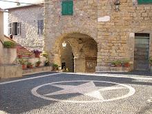 """ a ciassa du castellu "" - Castle""s square"