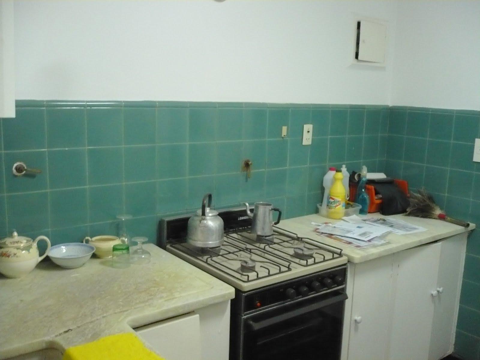 Semipiso en belgrano cocina comedor y lavadero for Lavadero cocina