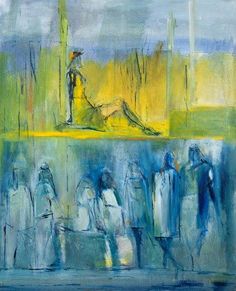 Konstkoll Akryl, Gouache, Akvarell U2026