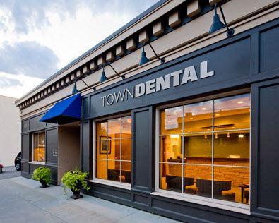 The foundation architects expanding excelsior town dental for Dental office exterior design