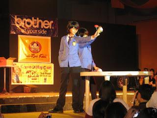 Cosplay SM Davao Entertainment Plaza, Digi art competition, SM the event center