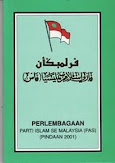 Perlembagaan PAS...