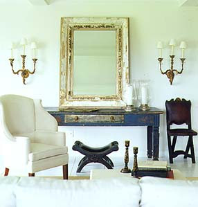 Red river interiors quiet rooms darryl carter style for Darryl carter furniture collection