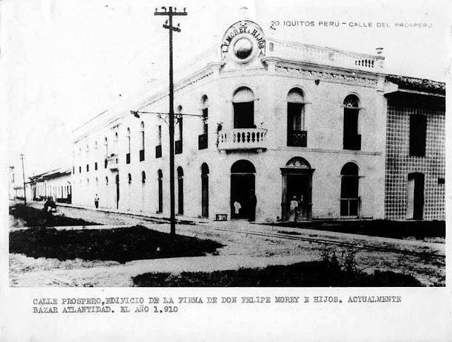 Morey building 1910