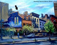 Art Rendering of 25 Cooper Square