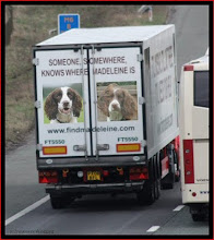 Eddie Stobart joins the search for Maddie
