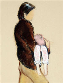 Chapter 8: A man with a child in his arms Bundleman