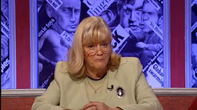 The Abuse of Power Blog:  Ann Widdecombe: Kate and Gerry McCann 'Have I got news for you!'  Aw