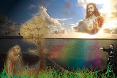 Dom Cappio, Jesus e São Francisco