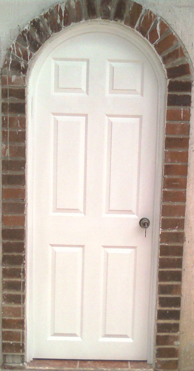 Construteksa puertas para interior y exterior for Puertas de madera blancas para exterior
