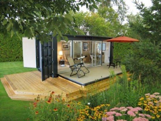 Amazing] 20 Rumah yang terbuat dari kontainer bekas yang ramah ...