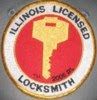 Locksmith Patch