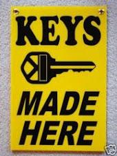 locksmiths make keys