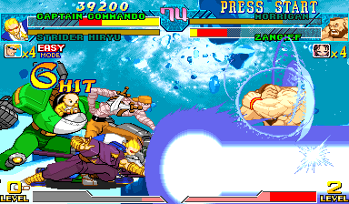 Marvel vs. Capcom : Clash of Super Heroes