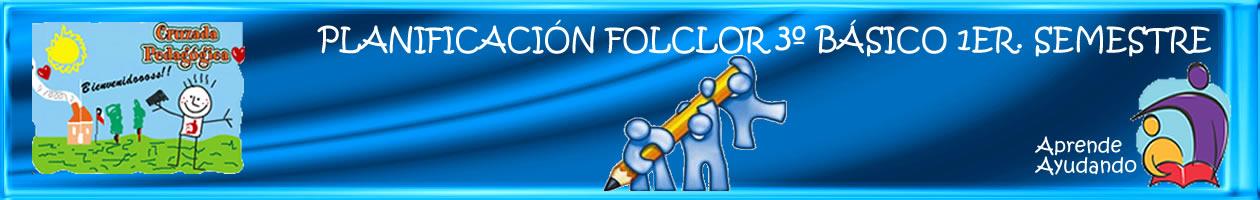 Cruzada Pedagógica: Folclor en Tercero Básico (Primer Semestre)