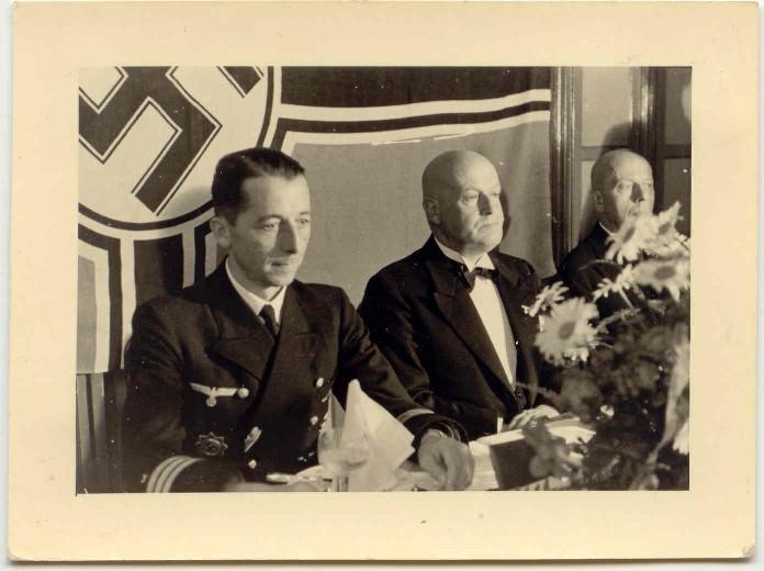 Korvettenkapitän Werner Hartenstein (1908-1943), Jago U-Boat Yang ...
