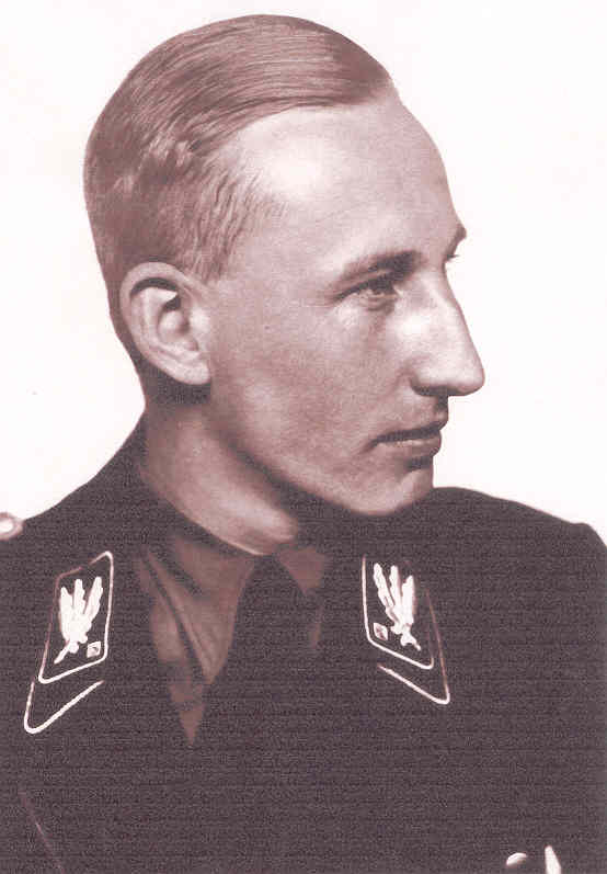 a biography of reinhard heydrich the blond beast Due to his brutal efficiency, heydrich was nicknamed the butcher of prague, the blond beast, and the hangman the man that adolf hitler described as the man with the iron heart, many historians regard him as the darkest figure within the nazi elite.
