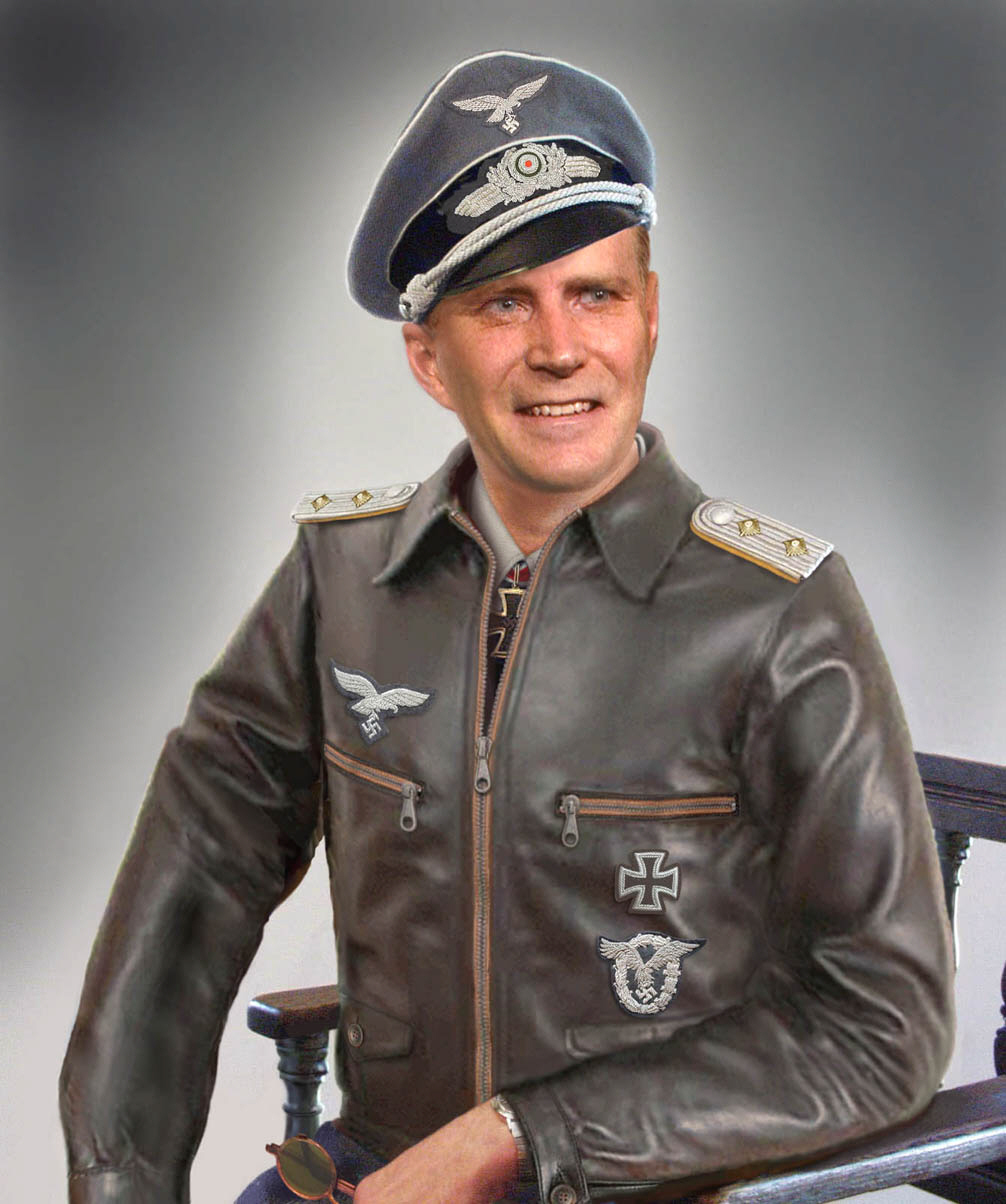 luftwaffe with a bomber jacket made of leather cockroaches this jacket ...
