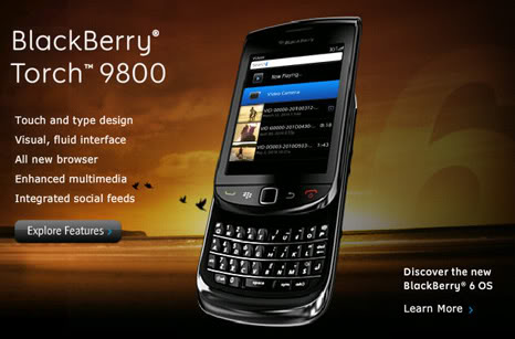 Welcome To My Life Blackberry Torch 9800 CELCOM