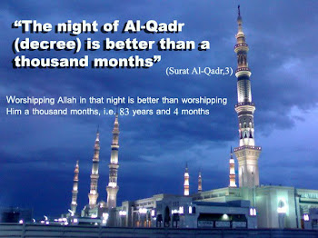 The night of Qadr