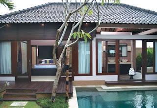 Type dan jenis rumah tropis asri, indah dan elegan