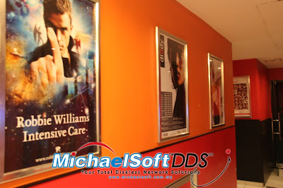 Michaelsoft DDS Diskless Solution , Cloud Computing , Diskless Cybercafe , Diskless System , Nowadays,Hard disk system will be gone , Diskless Solution will grow up at Karaoke ,Cybercafe,Office and Education ,MYBOX Karaoke is using Michaelsoft DDS Diskless System ,It's call Diskless Karaoke