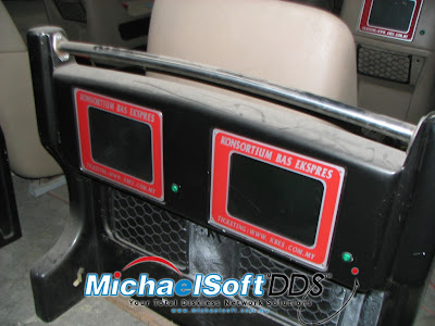 Michaelsoft DDS Diskless Solution , Cloud Computing , Diskless Cybercafe , Diskless System , Diskless Bus System / Solution , Michaelsoft DDS tried their own system in Bus