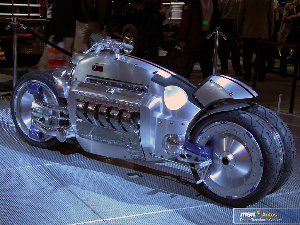 everyday  sunday dodge tomahawk