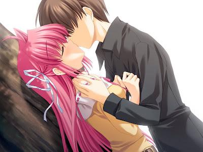 Manga Baci: Scene d'amore
