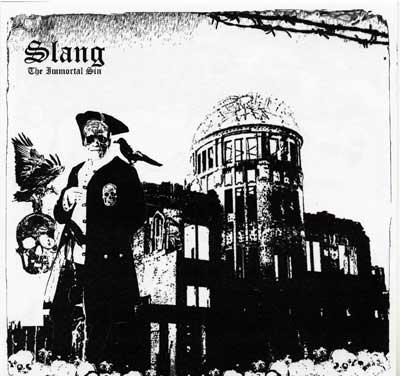 SLANG - The Immortal Sin  LP