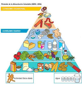 Blog de aescori noviembre 2010 - Piramides de alimentos saludables ...