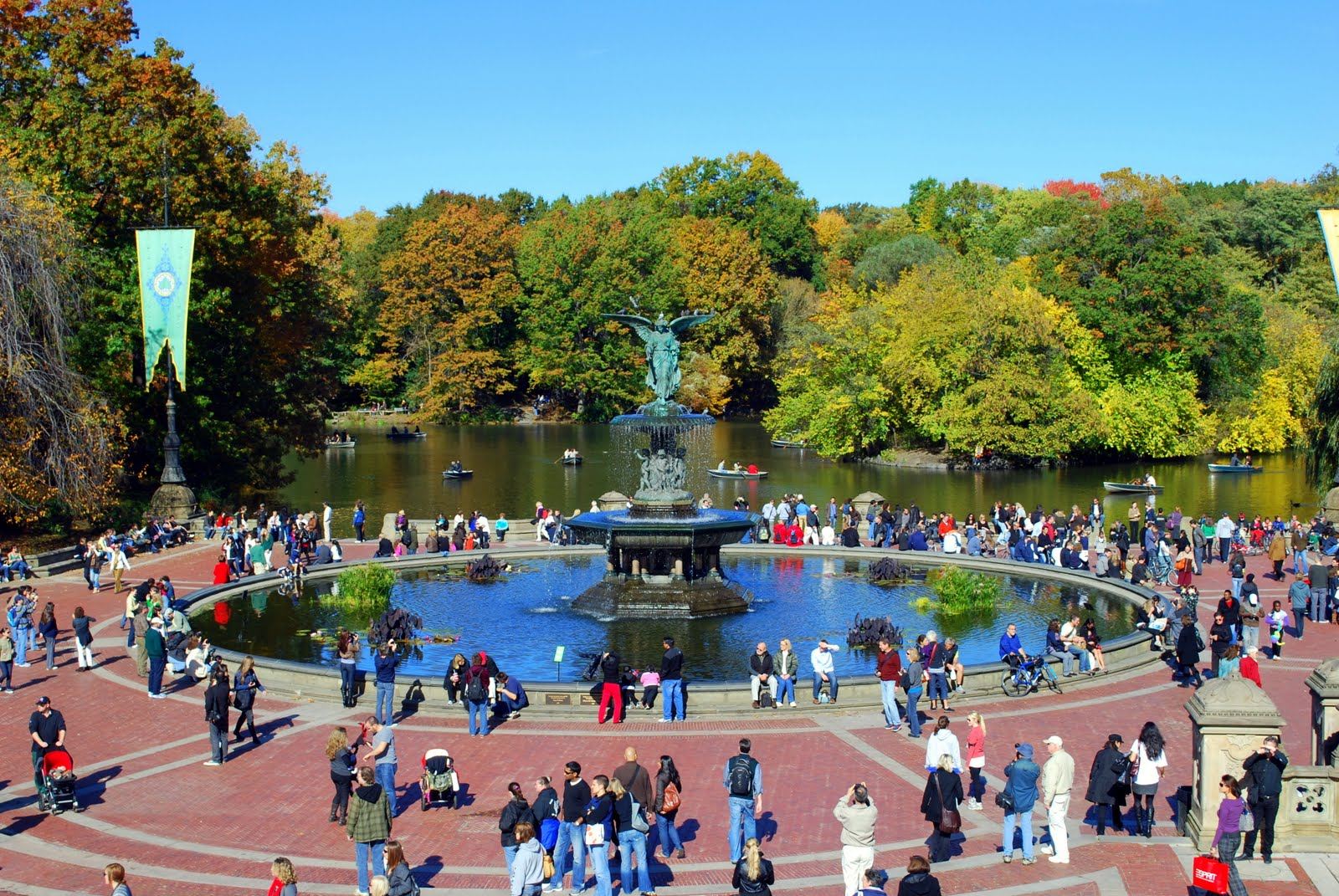 Mille Fiori Favoriti: Central Park, Manhattan -- Part Two