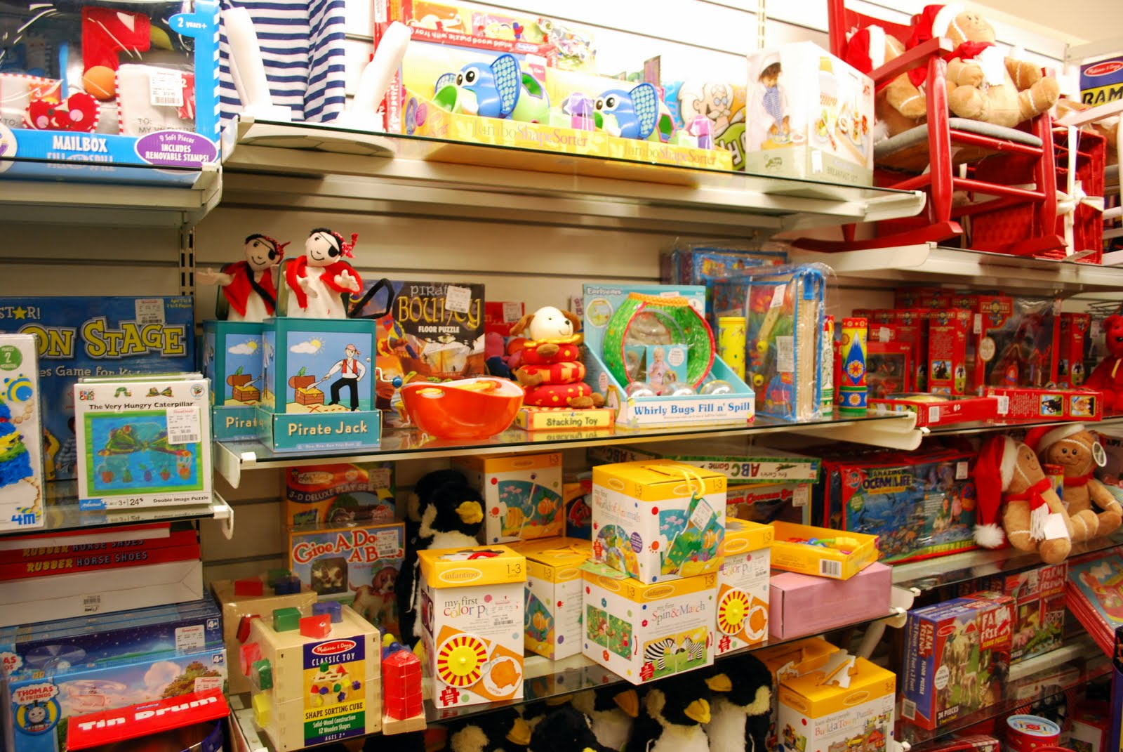 There Were So Many Wonderful Choices Of Quality Toys, Puzzles, Games And  Childrenu0027s Room Decorative Items In HomeGoods Just In Time For Christmas  Shopping!