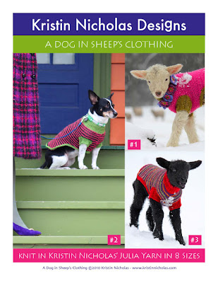 Dog Gone Knit - Dog Sweaters and Free Dog Sweater Knitting
