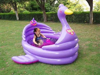 Inflatable Play Ring Galt