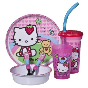 Hello Kitty Dining Set